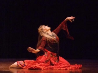 Turkish Style Belly Dance