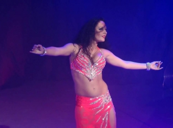 Egyptian Style Belly Dance